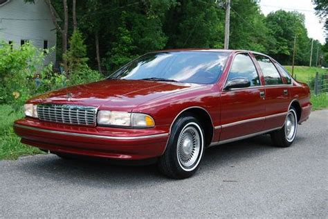 automobile air conditioning repair 1996 chevrolet caprice classic transmission control purchase used 1996 chevrolet caprice classic only 66k 5 7l one owner leather garaged in etowah