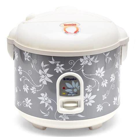 Daftar Rice Cooker Merk Miyako 10 merk magic dan rice cooker yang bagus berkualitas