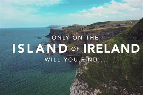 Find In Ireland This Breathtaking Reveals Eight Things You Ll Only Find In Ireland