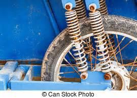 Sto D Mpfer Motorrad by Schock Stock Foto Bilder 91 675 Schock Lizenzfreie Bilder