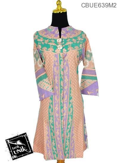 tunik batik kawung truntum blus tunik savira motif sinaran truntum blus lengan
