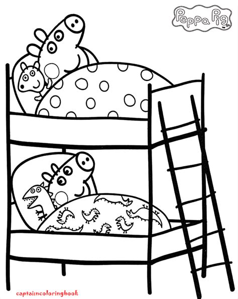 peppa pig christmas coloring pages peppa pig coloring pages book coloring page