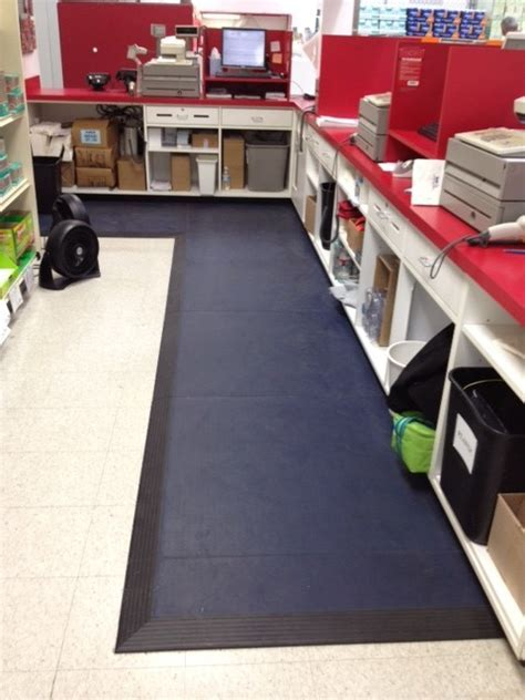 Pharmacy Floor Mats / Anti Fatigue Flooring / Runners