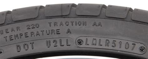 manufacturing date codes boat trailer tires