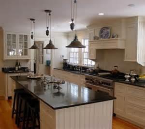 Lighting fixtures over kitchen islands of kitchen lighting on
