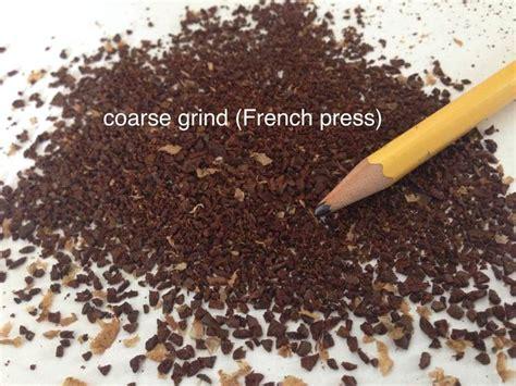 Four grind sizes for brewing AeroPress coffee ? Kaffeologie
