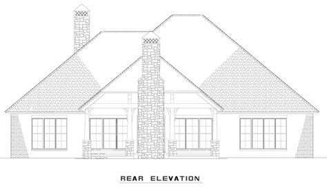 house plan 1978 house plan 153 1978 3 bdrm 3 307 sq ft ranch home