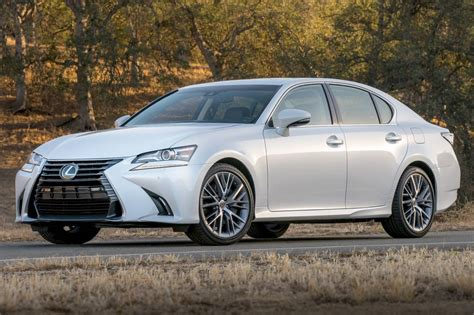lexus gs sedan used 2016 lexus gs 350 for sale pricing features edmunds