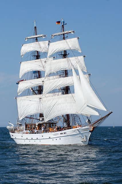 ship images ship hanse sail baltic sea 183 free photo on pixabay