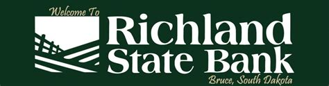 richland state bank bruce sd home page