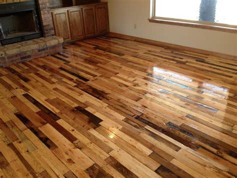 Diy Hardwood Floors Made From Pallets HARDWOODS DESIGN