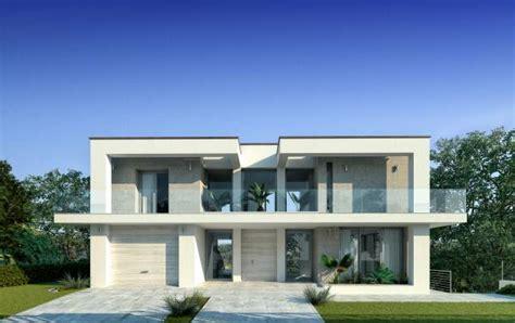 veranda definizione villa moderna con piscina