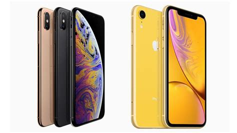 iphone xs vs iphone xr what is the difference macworld uk