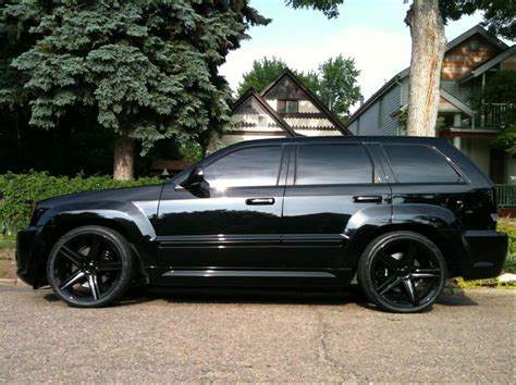 jeep cherokee blacked out 2014 jeep srt8 rims 22 quot jeep grand cherokee srt8 wheels