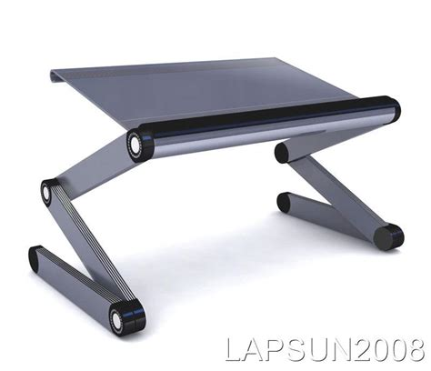 Portable Fold Laptop Desk Notebook Stand Bed Tray Table Fold Laptop Desk