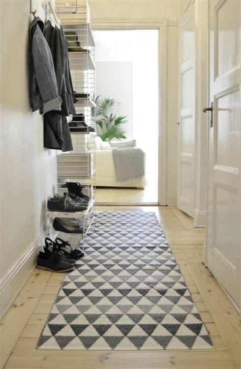 teppich flur rund passende skandinavische teppiche f 252 r das moderne zuhause