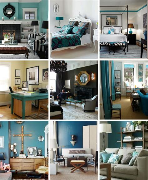teal and gray home inspiration archives honeysuckle