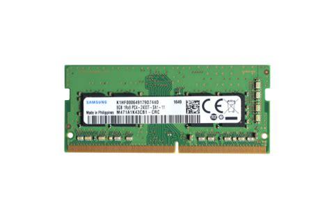 Memory Laptop Sodimm Hynix 8gb 1rx8 Pc4 2400t 12v Ddr4 memory ram samsung sk hynix 8gb 1rx8 pc4 2400t s1a 11