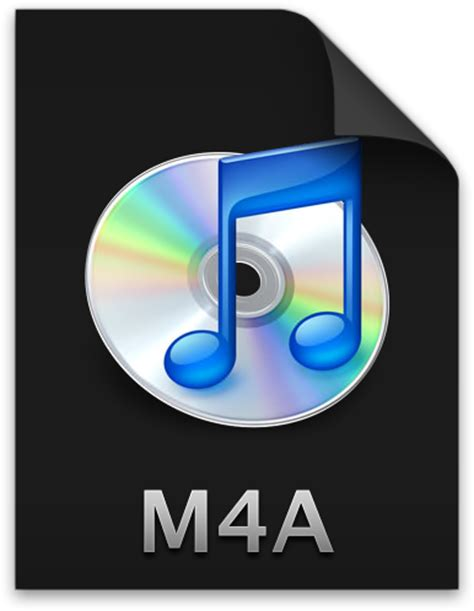 format audio m4a collection of m4a icons free download