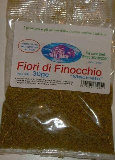 fiori di finocchio eshop fiori di finocchio macinato 10 g