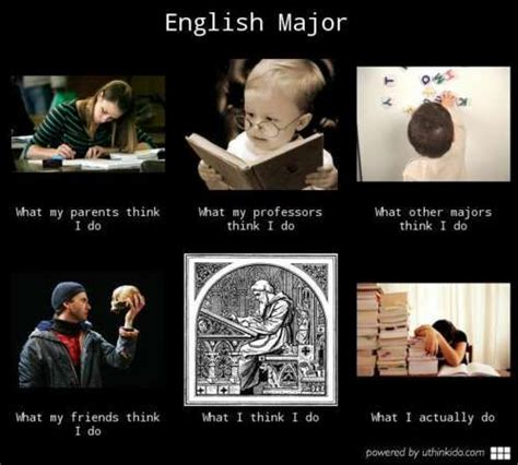English Major Meme - pin by lindsay farmer on english major problems pinterest