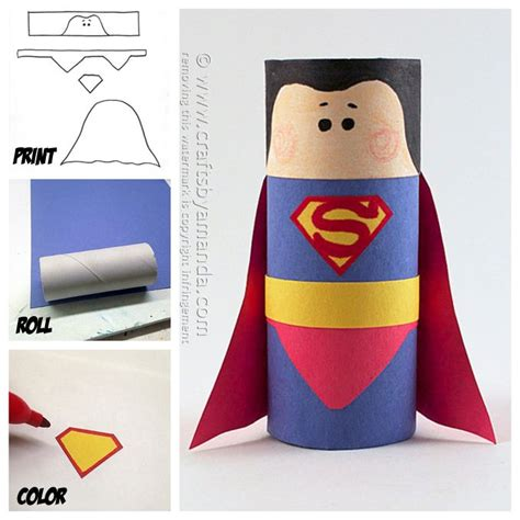 how to do and craft with paper best 25 superman crafts ideas on superman 2