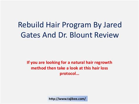 download hair rebuild program download the rebuild hair program