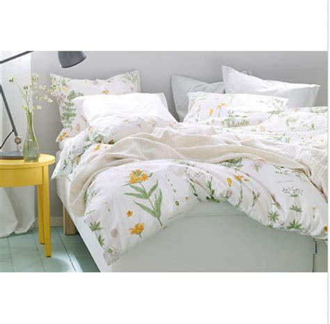 ikea strandkrypa king duvet cover pillowcases set