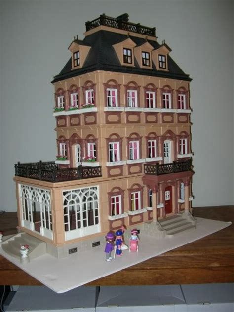 19 Best Playmobil 1900 Images On Pinterest Doll Houses Playmobil House