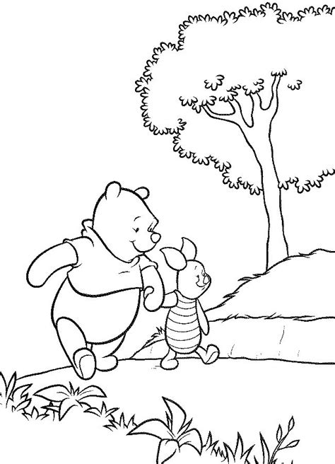 imagenes de winnie de pooh para imprimir winnie pooh para colorear pintar e imprimir