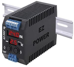 Power Supply 24vdc2er class 2 industrial power supply 24vdc 2 5a programmable w display