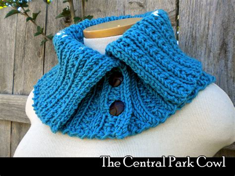 knitting pattern central the central park cowl knitting pattern on luulla