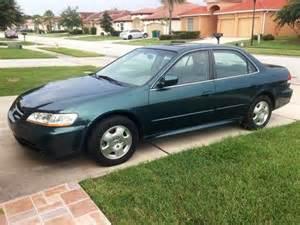 buy used 2002 honda accord ex sedan auto v6 fully loaded
