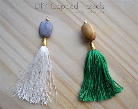 Anting Simple Fan Tassel Earrings 34 best images about tassels fringe on tassels lemon quartz and german language