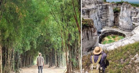 tempat wisata alam tersembunyi  sekitar surabaya