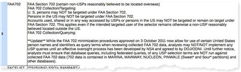 section 702 fisa united states government section 702 of fisa amendments