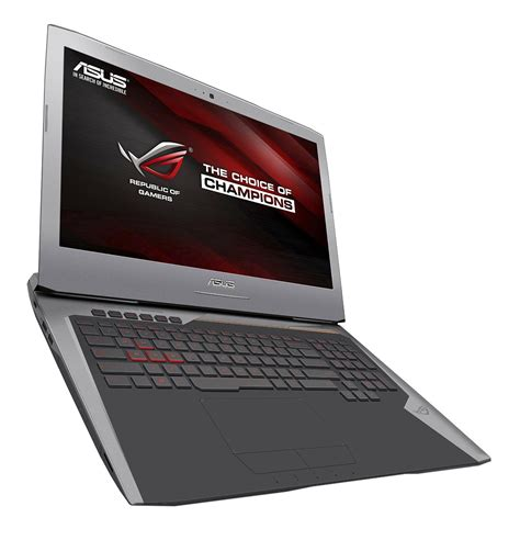Laptop Asus Rog Agustus asus rog g752vt gaming laptop review