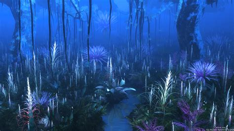 Glow In The Dark Plants by Avatar Forest On Pinterest Avatar Pandora And Concept Art
