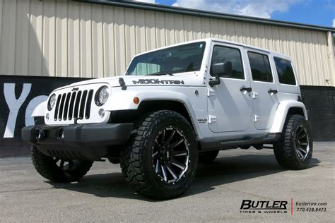 jeep tires and rims jeep wrangler with 20in grid offroad gd5 wheels