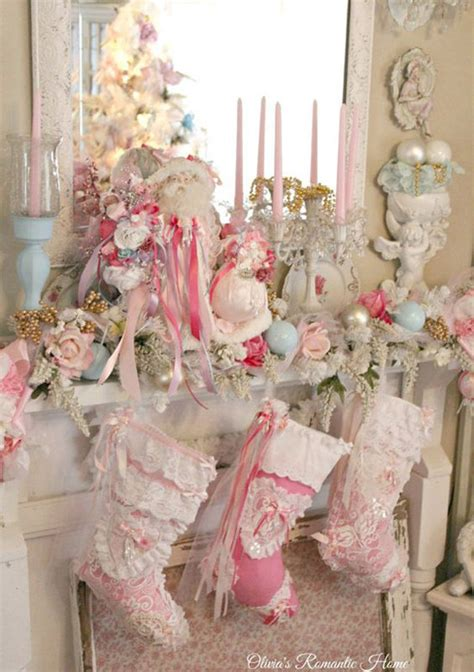 28 best christmas pink decorations 20 awesome pink