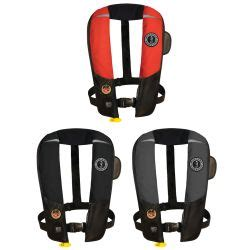 Mustang H I T Auto Inflatable Pfd by Mustang Survival Md318302 262 Fisheries Supply