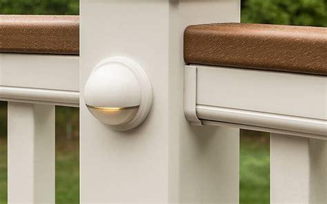 Trex Outdoor Lighting Deck Lighting Post Lights Led Step Stair Lights Trex