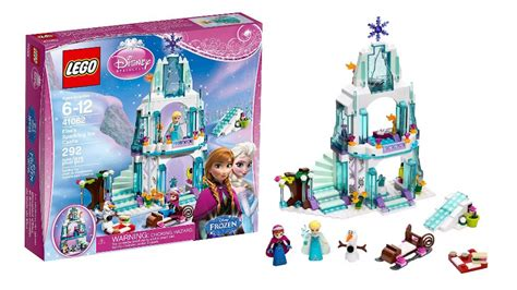 Lego 41062 Frozen lego disney princess frozen di ghiaccio di elsa 41062