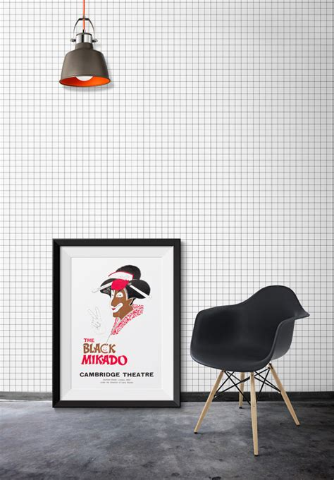 design milk contact cool graphic wallpaper by milton king design milk