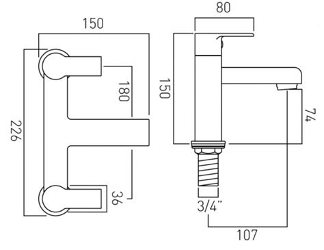 Spray Attachment For Kitchen Faucet by Ion 137 C P Deck Mounted Bath Mixer Dimensions Bacera