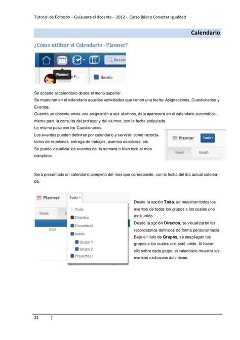 tutorial de edmodo 2013 edmodo tutorial docentes 2013