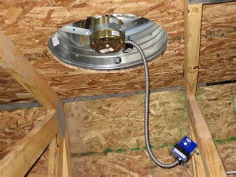 solar attic fan installation attic fans milton electric company