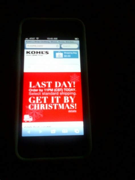 kohls order phone number kohl s kiosk order in store and get free shipping