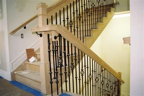 Iron Stair Balusters Iron Balusters Stair Rail Design