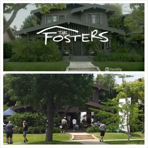 the fosters house where you can find the fosters house in l a on